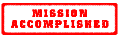 [Image: stamp-mission-accomplished_1.png]